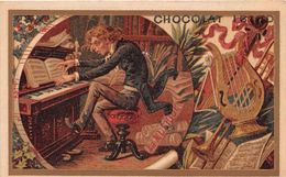 Chromo - Chocolat IBLED - Piano - Musique - Ibled