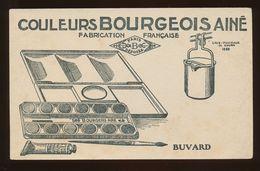 Buvard - BOURGEOIS AINE - Buvards, Protège-cahiers Illustrés