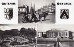 OOSTENDE /  SOUVENIR  / MULTIVUE - Oostende