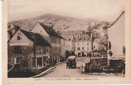 La Canourgue Place Jeanne D' Arc 121A - France