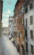 Italie - Verona - Casa Di Giulietta Capuleti (colorisée) - Verona