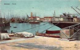 Italie - Livorno - Porto (couleur) - Livorno