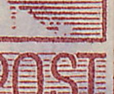 Berlin Nr. 31 VIII (Schraffur An Der Schulter Beschädigt) ~ Michel 55,-- Euro - Berlin (West)