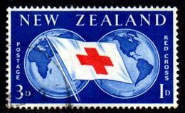 04495 Nova Zelândia 378 Cruz Vermelha U - Neuseeland