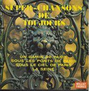 Vinyle 45t. EP PUB MILLIAT FRERES *super Chansons De Toujours* - Jazz