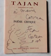 Catalogue De Vente TAJAN 03-05-2016 Livres Et Manuscrits - Arte