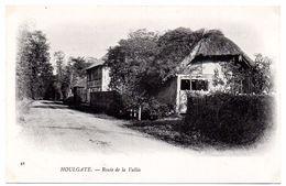 CALVADOS - Dépt N° 14 = HOULGATE = CPA  NEUVE NEURDEIN N° 41 = Route De La Vallée - Houlgate