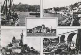 13 - Marseille - Souvenir - Multivues - Circulé - TBE - Autres