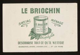 Buvard - LE BRIOCHIN - Buvards, Protège-cahiers Illustrés