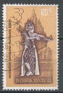 Indonesia 1962. Scott #549 (U) Scene From Ramayana Ballet: Rama, Scène Du Ballet Ramayana: Rama - Indonésie