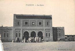 Tozeur Gare - Túnez