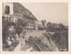 Photo Taormina Veduta Dal Giardino Del Domenico Palace Hotel - Luoghi