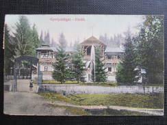 AK KOBOLECKA POLJANA Rachiw Rachov Gyertyanliget 1914  // D*26610 - Ukraine