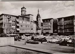 AK STUTTGART - Marktplatz - Karte N .gel. - Stuttgart