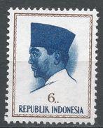 Indonesia 1964. Scott #616 (MH) President Sukarno, Président Sukarno - Indonésie