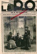 REVUE LE P.O. ILLUSTRE-N° 11-GOURDON FETES SAINT JEAN 46-ESTAING-GARE GRAMMONT TOURS-AUSTERLITZ-19-LOCOMOTIVE -FADES- - Railway & Tramway