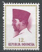 Indonesia 1964. Scott #617 (MH) President Sukarno, Président Sukarno - Indonésie