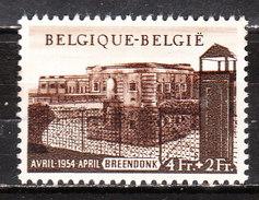 944**  Breendonk - MNH** - Taches De Rouille - LOOK!!!! - Belgium
