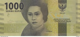 INDONESIA P. 154 1000 R 2016 UNC (3 Billets) - Indonésie