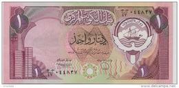KUWAIT P. 13d 1 D 1991    XF (10 Billets) - Koweït