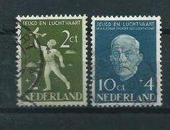 1954 Netherlands Complete Set Luchtvaartfonds Used/gebruikt/oblitere - Gebruikt
