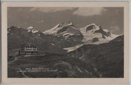 Hotel Schwarzsee Gegen Das Rimpfischhorn Und Strahlhorn - Photo: Wehrli - VS Valais