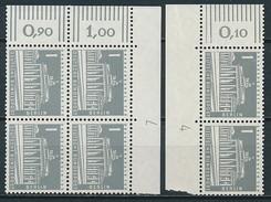 Berlin Nr. 140 ** Mit Druckerzeichen ~ Michel 60,-- Euro - Berlin (West)