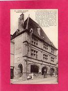 70 HAUTE SAONE, LUXEUIL LES BAINS, Maison François, Animée, (A. David) - Luxeuil Les Bains