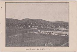 Serbie,vue Aérienne De Monastir,front D´orient Et Prise De Monastir Par Les Troupes Franco Serbe ,1916 - Serbie