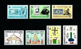 Nuevas Hébridas (Francesas)  Nº Yvert  553/5-567/70  En Nuevo - Leyenda Francesa