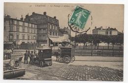 78 YVELINES - CHATOU Le Passage à Niveau - Chatou