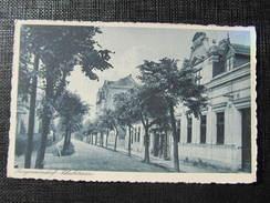AK LANGENZERSDORF B. KORNEUBURG Schulstrasse Ca.1940  // D*26660 - Korneuburg