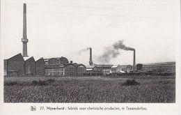 Chemische  Fabriek - Tessenderlo