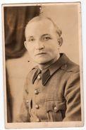 Soldat Prisonnier Stalag VI A Guerre 40-45 Photo Carte - Krieg, Militär