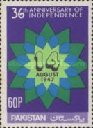 PAKISTAN MNH** STAMPS ,  1983 The 36th Anniversary Of Independence - Pakistan