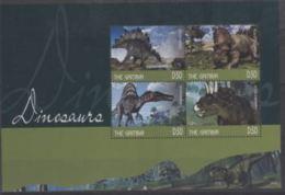 Gambie Prehistory Prehistoire Dinosaurs Dinosaures - Prehistory