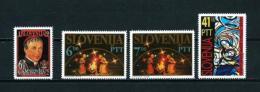Eslovenia  Nº Yvert  23-31/3  En Nuevo - Eslovenia