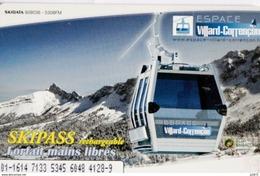 Forfait Ski Villard Corrençon - Titres De Transport