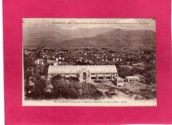 38 ISERE, GRENOBLE, Le Grand Palais De La Houille Blanche Vu De La Tour, (A. M.) - Grenoble