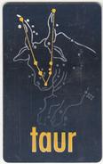 ROMANIA(chip)  - Zodiac/Taurus, Chip GEM3.3, 02/01, Used - Zodiaco