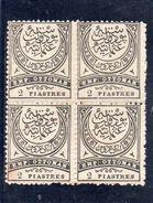 TURQUIE 1888 * - 1921-... République
