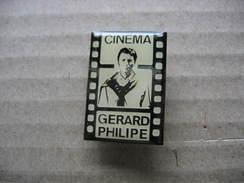Pin's Cinéma: Acteur Francais Gerard PHILIPE - Cinéma