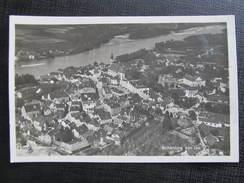 AK SCHÄRDING Fliegeraufnahme 1941 // D*26674 - Schärding