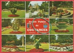 Coutances (Manche), Jardin Public - Coutances