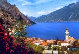 Limone - Lago Di Garda - Panorama - 308-022 - Formato Grande Non Viaggiata - E 2 - Cuneo