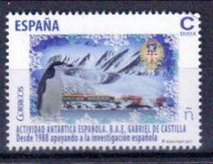 Spanien 'Spanische Antarktisstation, Pinguin' / Spain 'Spanish Antarctic Research Station, Penguin' **/MNH 2017 - Antarctic Wildlife