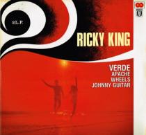 * 2LP *  RICKY KING - GUITAR HITS (EX!!!) - Rock