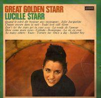 * LP *  LUCILLE STARR - GREAT GOLDEN STARR (Holland 196?) - Disco, Pop