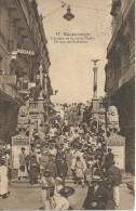 Blankenberge Blankenberghe L'escalier De La Rue De L' Eglise - 1927 - Blankenberge