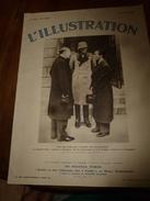 1934 L'ILLUSTRATION: Hitler à La Reichswehr;Bretons Du Manitoba;Ecole Française à Bilbao; Pubs Couleurs BéBé Nestlé;etc - Zeitungen